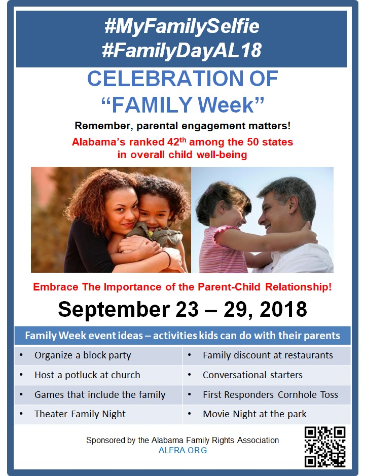 20180923 Save The Date Family Week FLYER