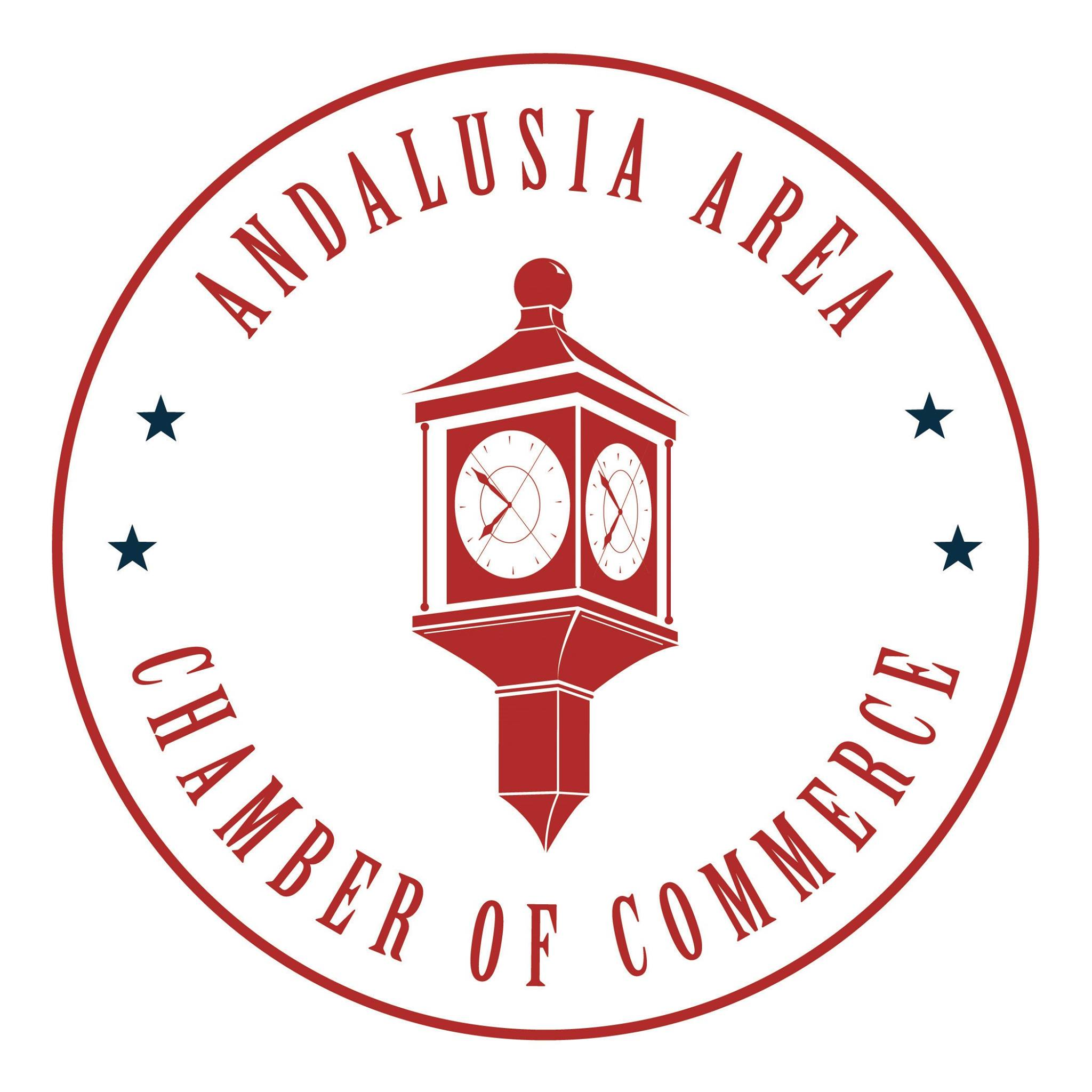 Andalusia Area Chamber of Commerce Round Logo